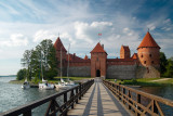 Lithuania, Trakai castle