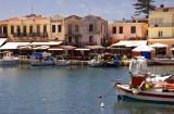 Venetian houses on the harbour