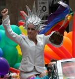 Musician Cyndi Lauper