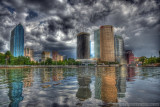 Tampa in HDR