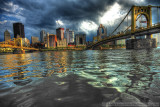 Pittsburgh in HDR