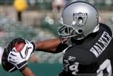 Oakland Raiders WR Javon Walker