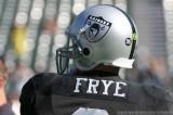 Oakland Raiders QB Charlie Frye