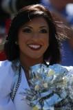 Oakland Raiders cheerleader