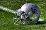 Oakland Raiders helmet