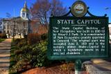 New Hampshire State Capitol - Concord