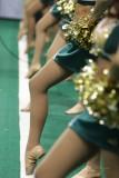 San Jose SaberCats cheerleaders