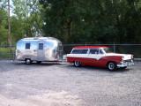 Vintage Car & Camper