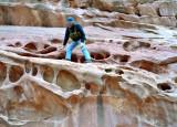 Utah's Pitted Rocks