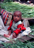 Child At Antananarivo Market Not For Sale