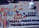 Herbal Remedies at Open Market