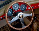 Beck 356 Speedster with Down Slant Leston