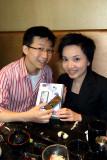 Celebration for my B-day on 04.07.2008