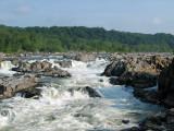 Churn churn churn  The magnificant Potomac