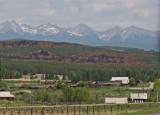Landscape near Arshan