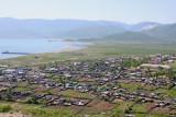 Kultuk at west end of lake Baikal