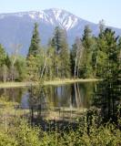 Lake near Vydrino