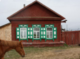 Siberian house