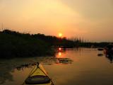 Kayak SunsetJuly 18, 2008