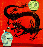 . . . . . . the one thousand faces of the Dragon. . . . . . . (divertimento in D major)