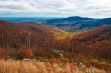 Looking East from Skyline Drive