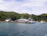 Cat Cocos - The ferry to Mahe