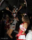 Head Dress Ball, Fantasy Fest  14