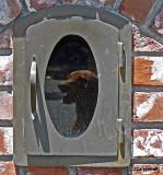 Standard _ Windowed Steel Mailbox