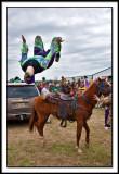 Courir de Mardi Gras in Mamou, Louisiana (2009)