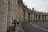 The Columns of the Vatican