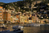 The Harbor at Villefranche