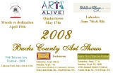 2008 Art shows Updated
