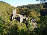 Lower castle of Manderscheid