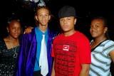 High School Graduate and Cousins