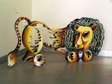 happy hour lion yuval mahler1.JPG