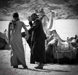 Bedouins of Wadi Rum