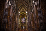 St Vitas Cathedral, Prague
