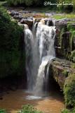 Tegehungan waterfall