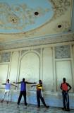 Dancers at Casa de la Cultura Benjamin Duarte