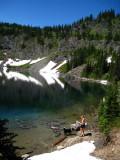 Rachel Lake 7.19.2008