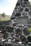 Monument at Kealakekua Bay