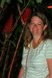 Angela at the Botanical Gardens