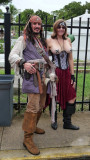 Captain Jack and Wench