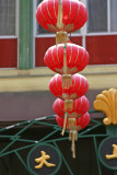 You know you're in Chinatown when.....