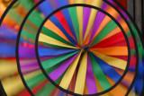 Pinwheel fixation