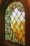 Lots of stained glass in this place