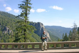 Stephen's first exposure to Yosemite National Park