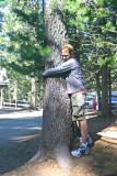 Wayne the Tree Hugger