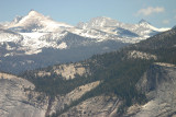 The High Country with snow melt under way