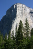 El Capitan on the morning of Tuesday, June 3rd, 2008
